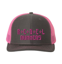 Load image into Gallery viewer, Pink Rebel Snapback 6-Panel Trucker Cap
