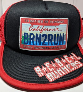 Born To Run - Tech Hat