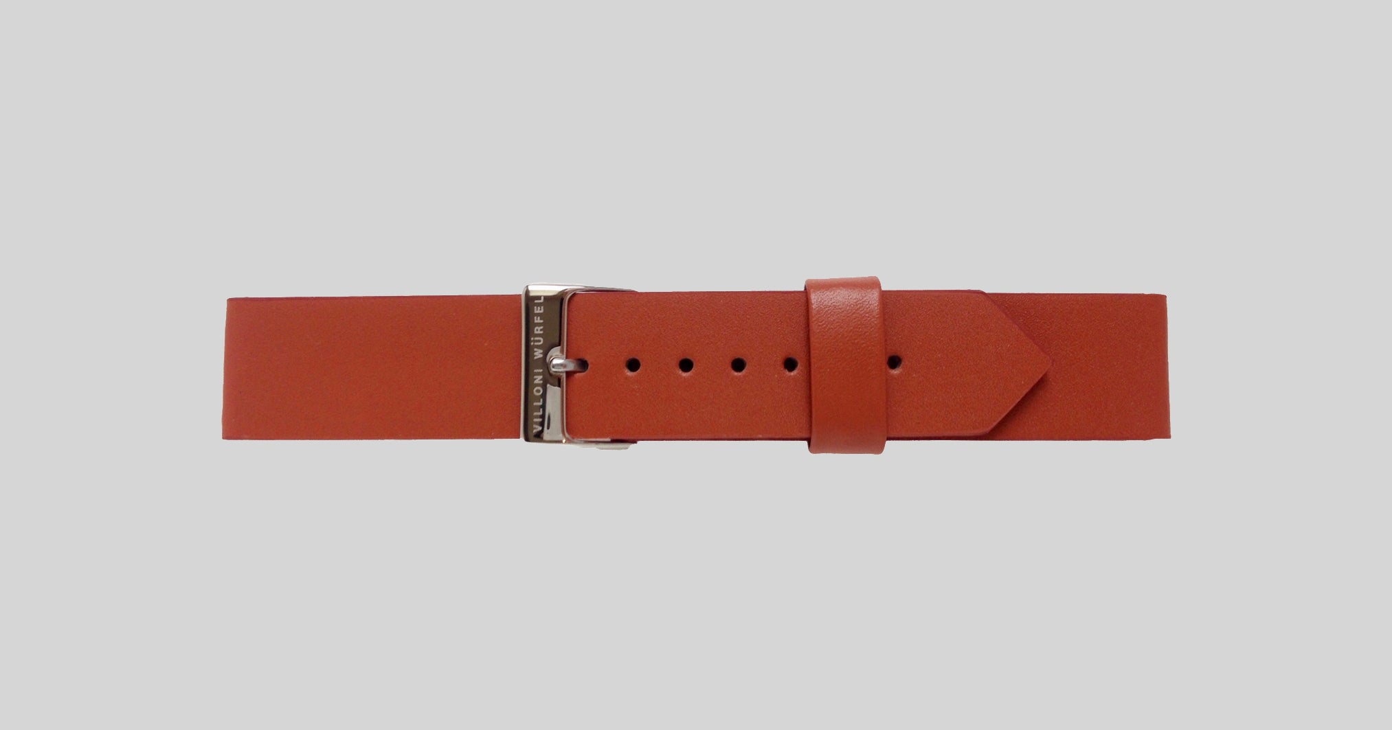 Leather Brown Straps