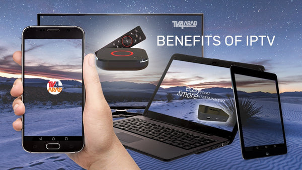 Benefits of IPTV Boxes