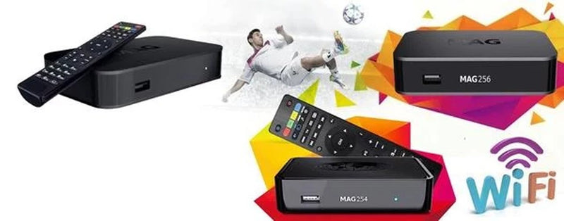 Save your money when you use MAG IPTV / OTT Solutions