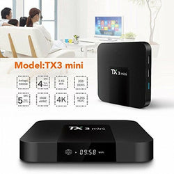 TX3 Mini TV Box with Android 7.1 OS