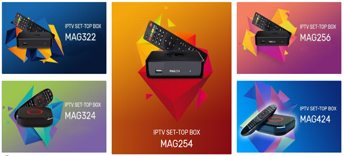 IPTV Boxes Solutions