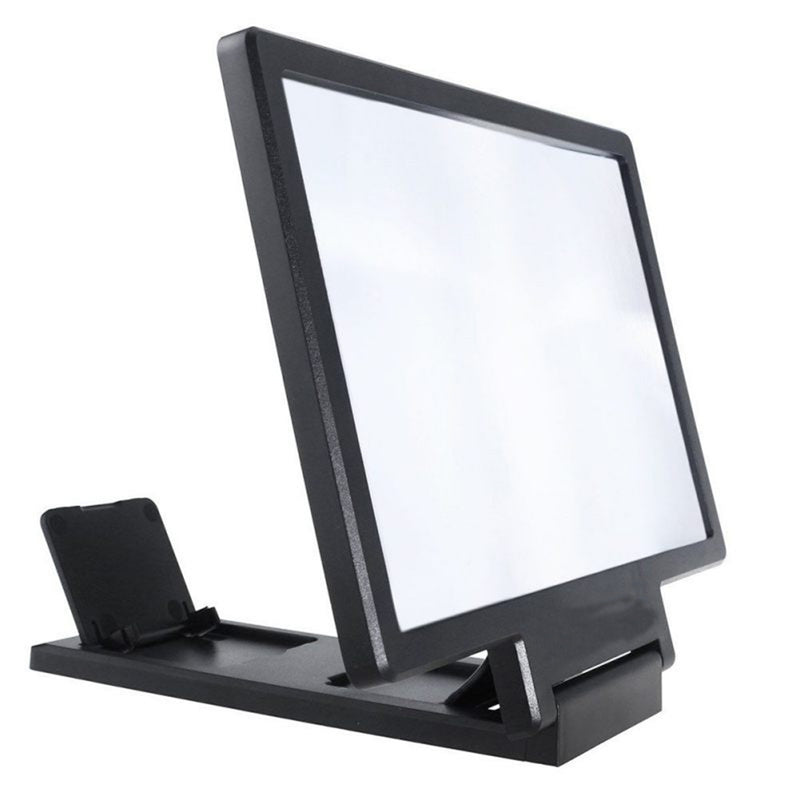 HD Radiation Protection 3D Mobile Phone Screen Magnifier