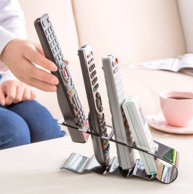 TV Remote Control Storage Stand