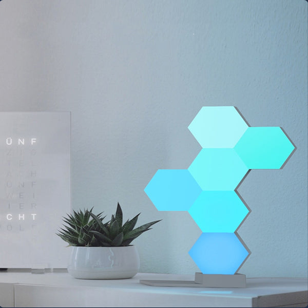 Smart Home Quantum Lamp APP Voice Control 1600W Hue Light Tone Shake