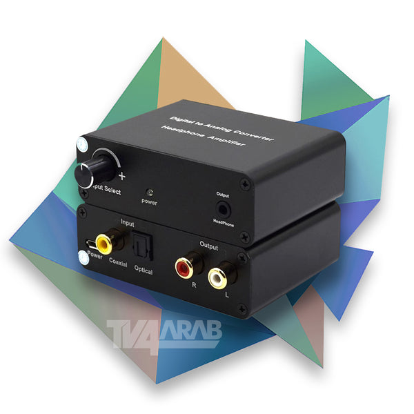 GV-CA1102 Audio Converter/Splitter -tv4arab