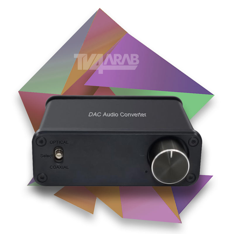 GV-011 Audio Converter/Splitter -tv4arab