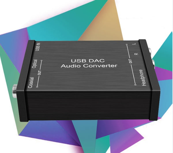 GV-023 USB DAC audio converter -tv4arab