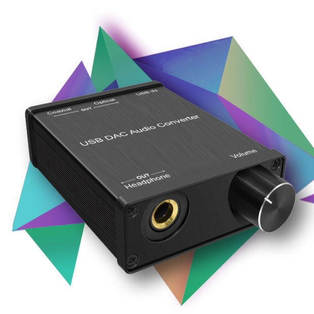 GV-021 USB DAC audio converter -tv4arab