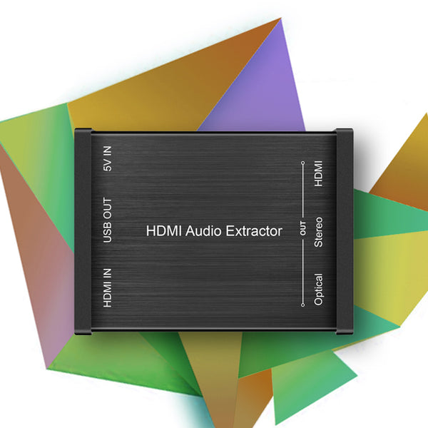 GV-014 HDMI Audio Extractor Built in Repeater