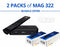 MAG 322 Bundle Pack of 2, 5, 10
