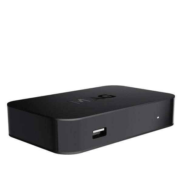 IPTV/OTT Set-top box with 4K support MAG420