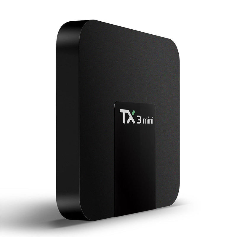TX3 MINI Android 7.1 KODI 17.3 Amlogic S905W 4K TV Box 2GB/16GB