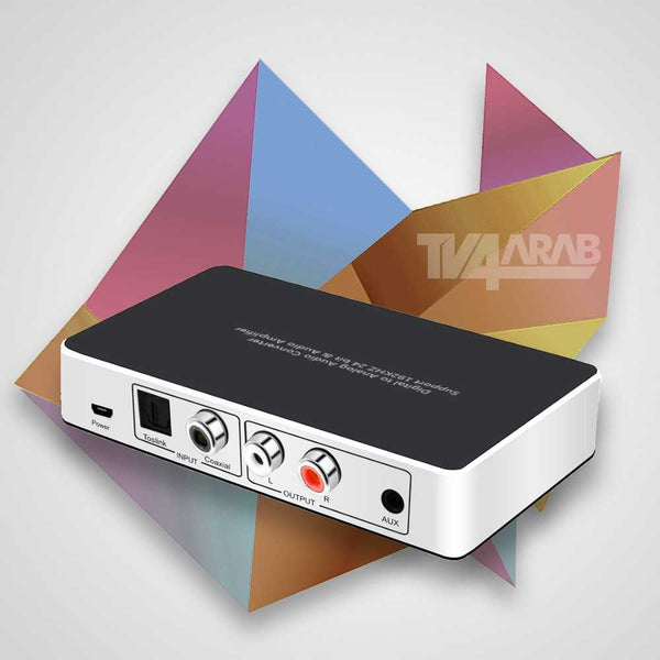 GV-CA1103 Audio Converter/Splitter -tv4arab