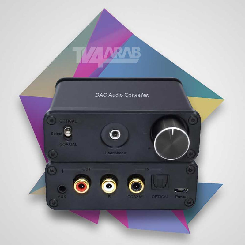 GV-010 Audio Converter/Splitter