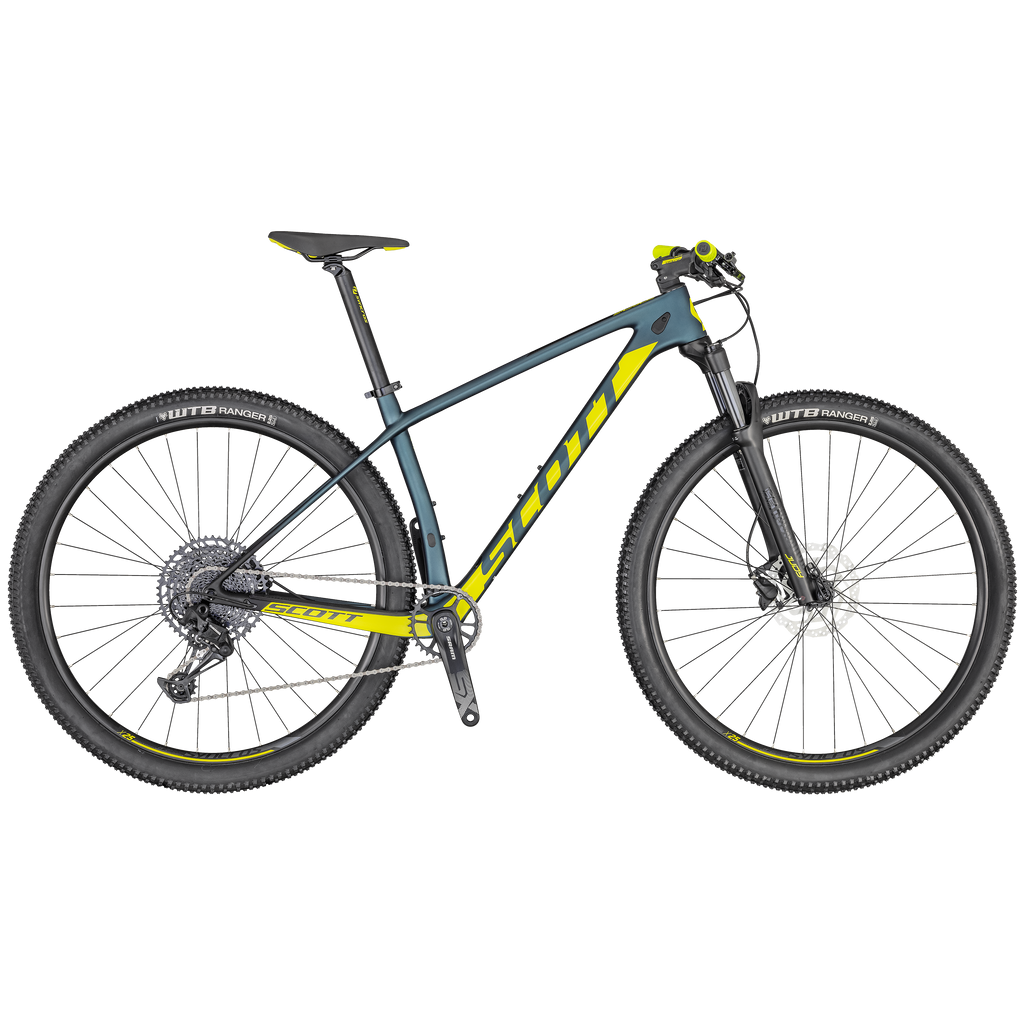 SCOTT SCALE 940 COBALT/YELLOW BIKE 2020