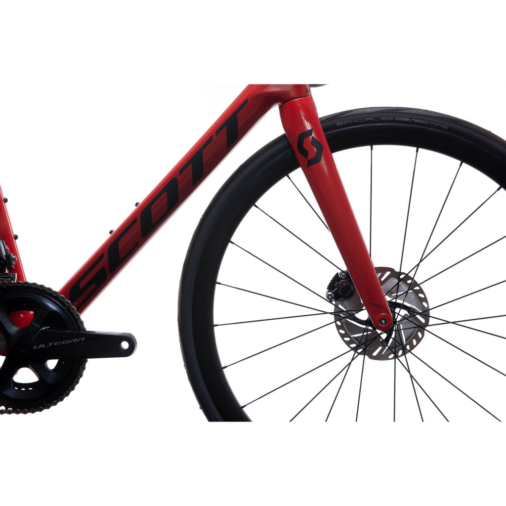 SCOTT ADDICT RC 15 RED BIKE 2020