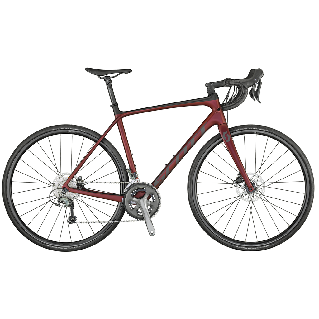 Scott Addict 30 disc 2021 bike