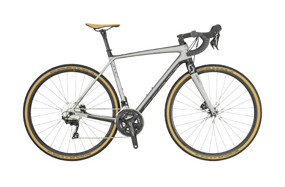 Scott Addict Gravel 30 Disc 2019