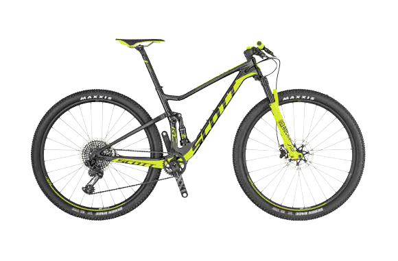 Scott Spark RC 900 World Cup (TW) 2019