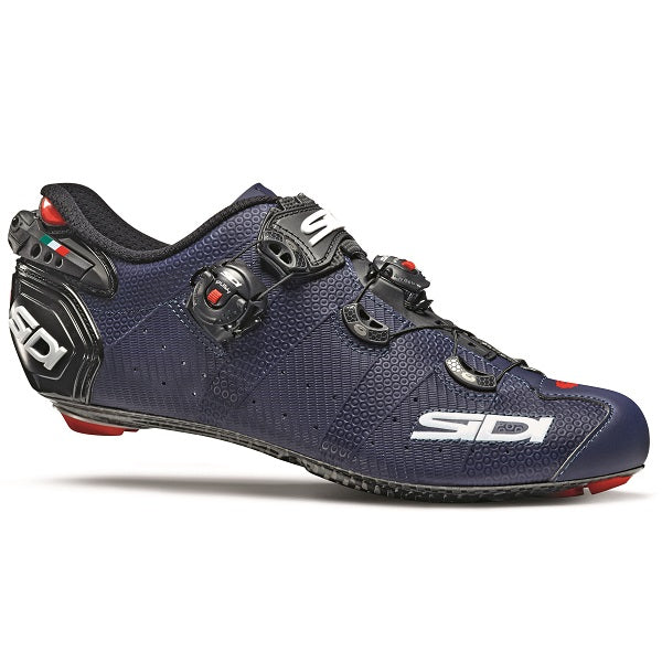 Sidi Wire 2 Carbon Matte Blue/Black
