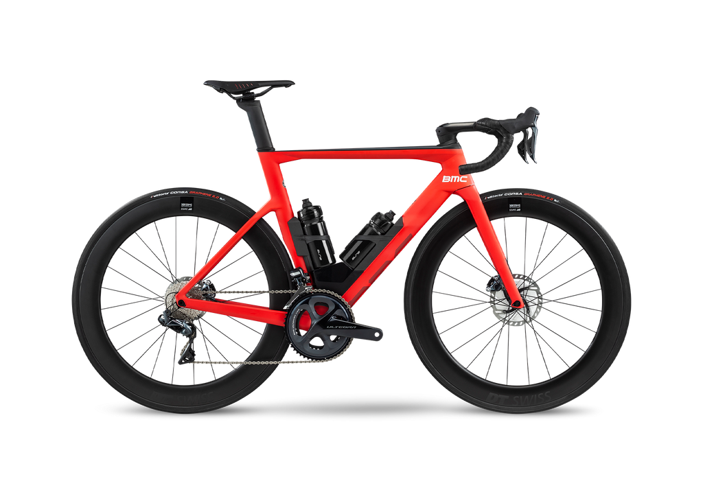 BMC Timemachine Road 01 FOUR Super Red 2020