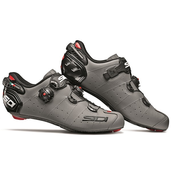Sidi Wire 2 Carbon Matte Grey/Black
