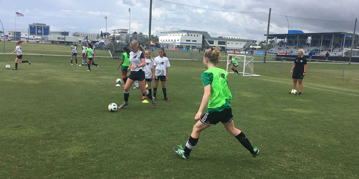 Celtic FC and Fuse Soccer Academy 2