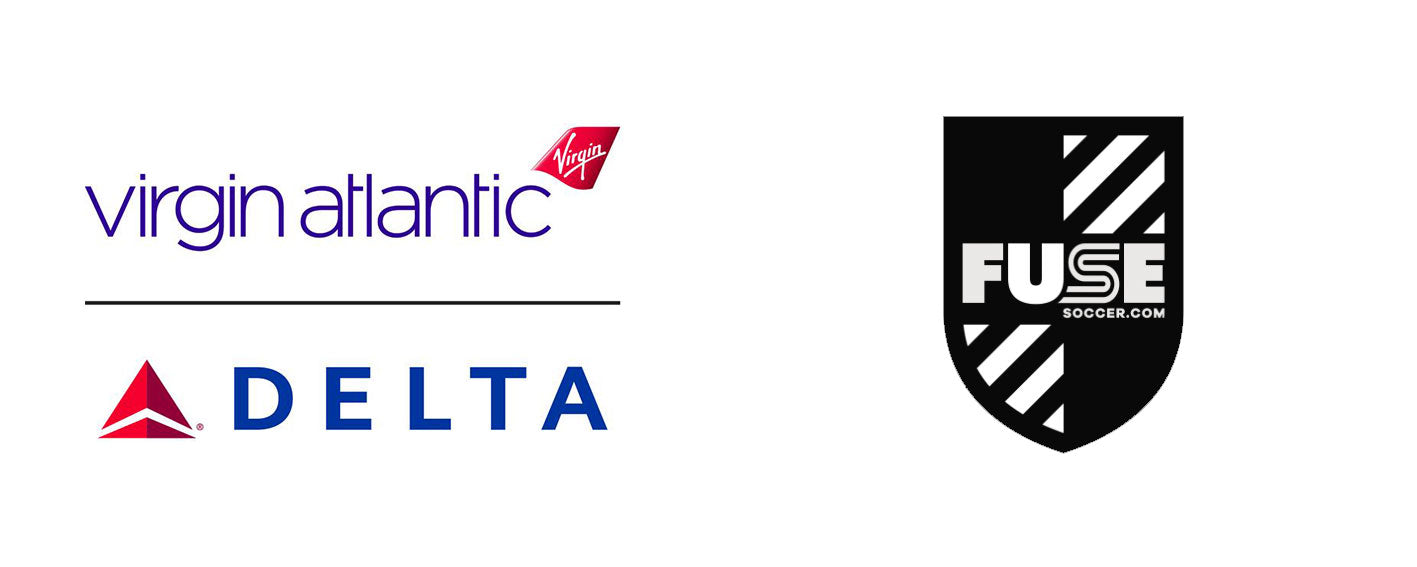 Virgin Atlantic Delta Fuse Soccer
