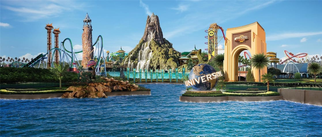 UNIVERSAL ORLANDO™ THEME PARK TICKETS – Fuse Soccer