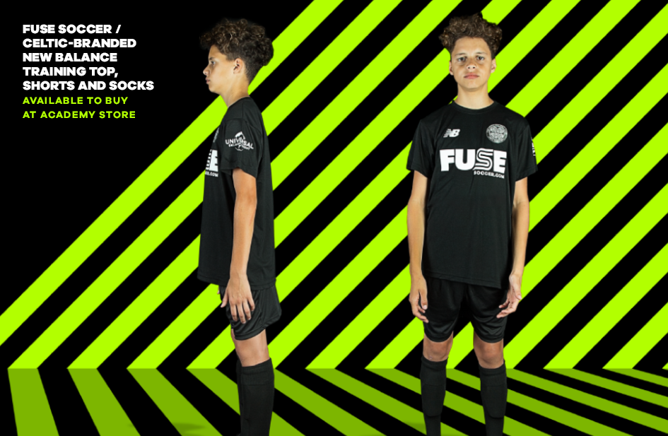One Day Soccer Camp-Fuse Soccer
