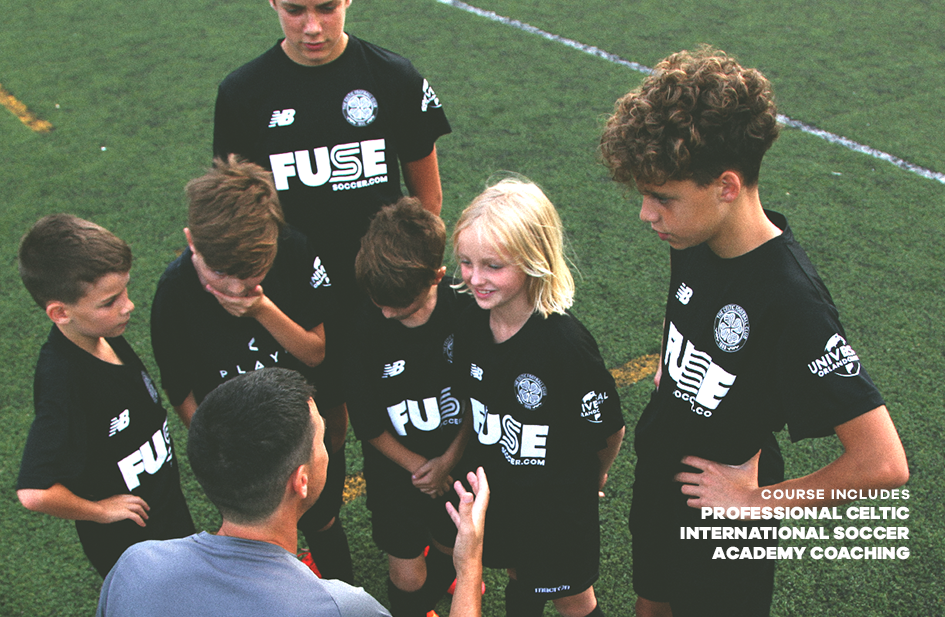 Two Day Soccer Camp-Fuse Soccer