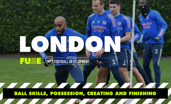 5 Day 'London' Soccer Experience