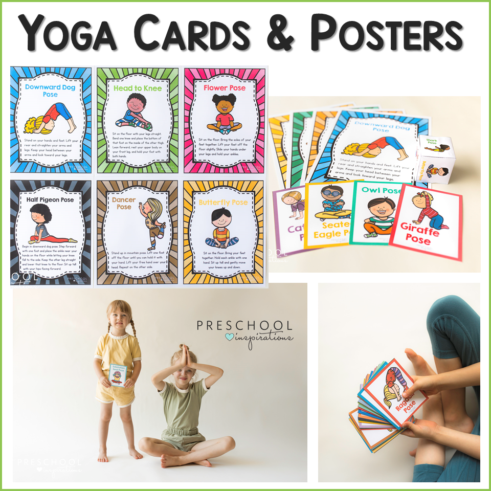 My Favorite Things Preschool Bundle
