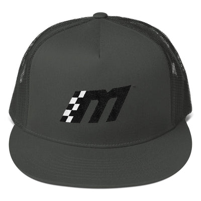 Mesh Back Snapback MONSTAR Hat
