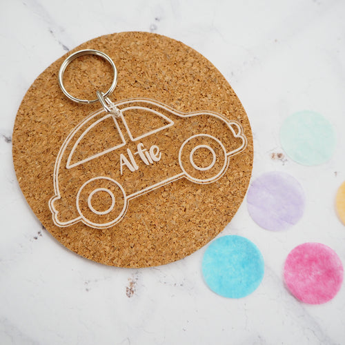 Car Bag & Luggage Tag / Keyring