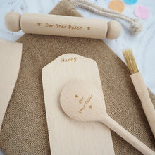 Load image into Gallery viewer, Children's Baking Set - Our Star Baker