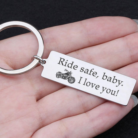 engraved keychain for girlfriend