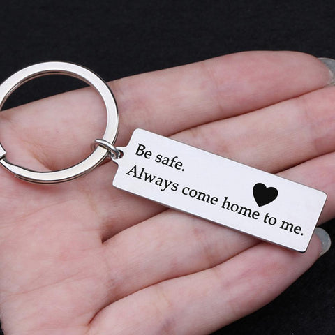 engraved keychain for loved one