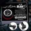Bicycle Headset Stem Watch - To My Man - How Much You Mean To Me - Gwl26003