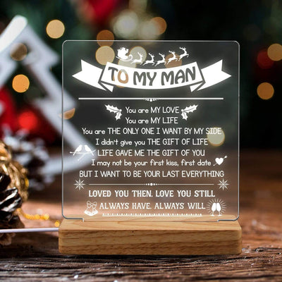 Led Light - To My Man - I Want To Be Your Last Of Everything - Sjg26009