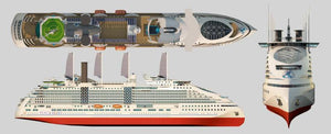 The Ecoship by Peace Boat