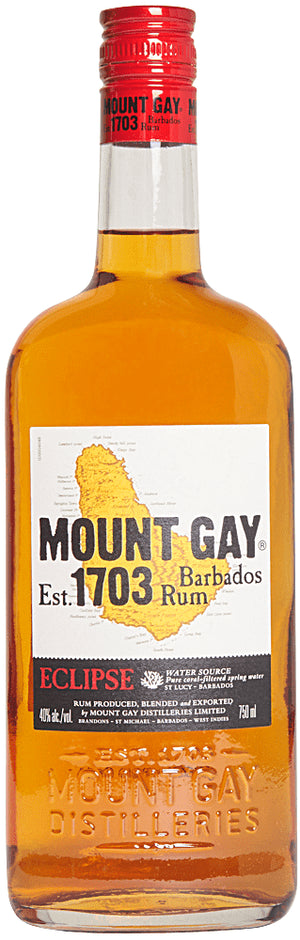 Mount Gay Eclipse Gold Rum 750 ML