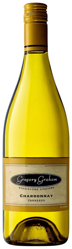 2019 Gregory Graham Chardonnay Sangiacomo Vineyard Carneros
