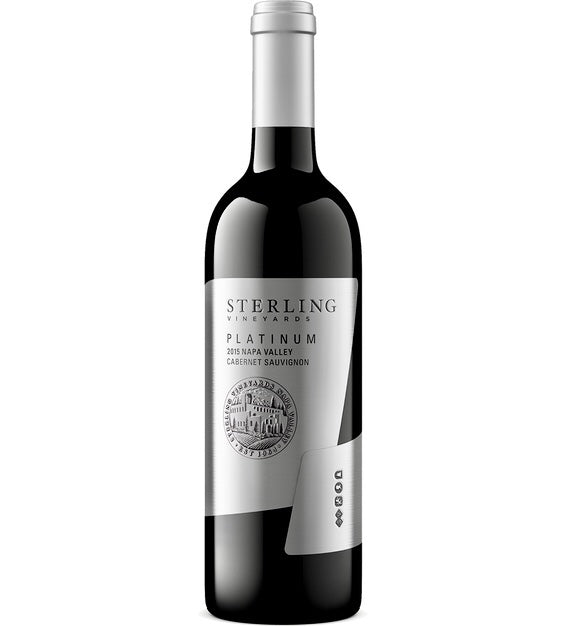 2015 Sterling Napa Valley Cabernet Sauvignon Platinum