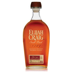 Elijah Craig Small Batch Kentucky Straight Bourbon Whiskey 750 ML