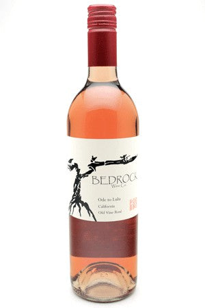 2018 Bedrock Wine Co. Ode to Lulu Rose