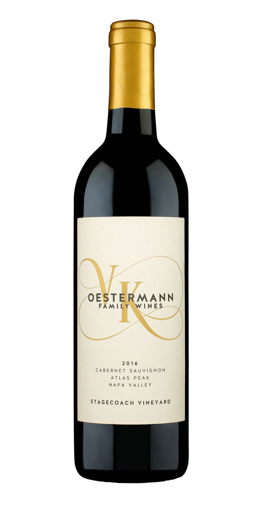 2016 Oestermann Family Wines Cabernet Sauvignon Stagecoach Vineyard
