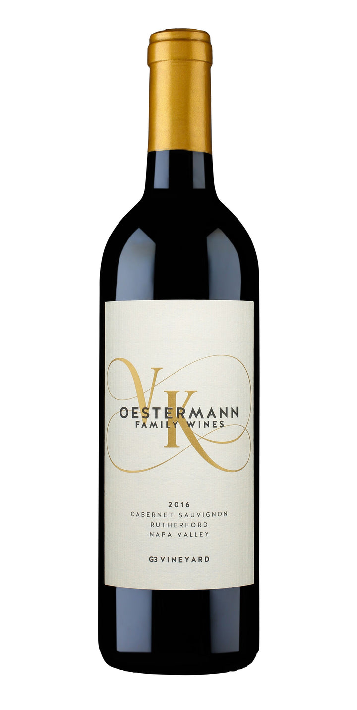 2016 Oestermann Family Wines Cabernet Sauvignon G3 Vineyard